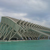 Ciudad des Ciences y Artes (City of Sciences and Arts), Valencia, Spain