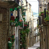 Beautiful old streets, Batea, Terra Alte, Catalunya, Spain